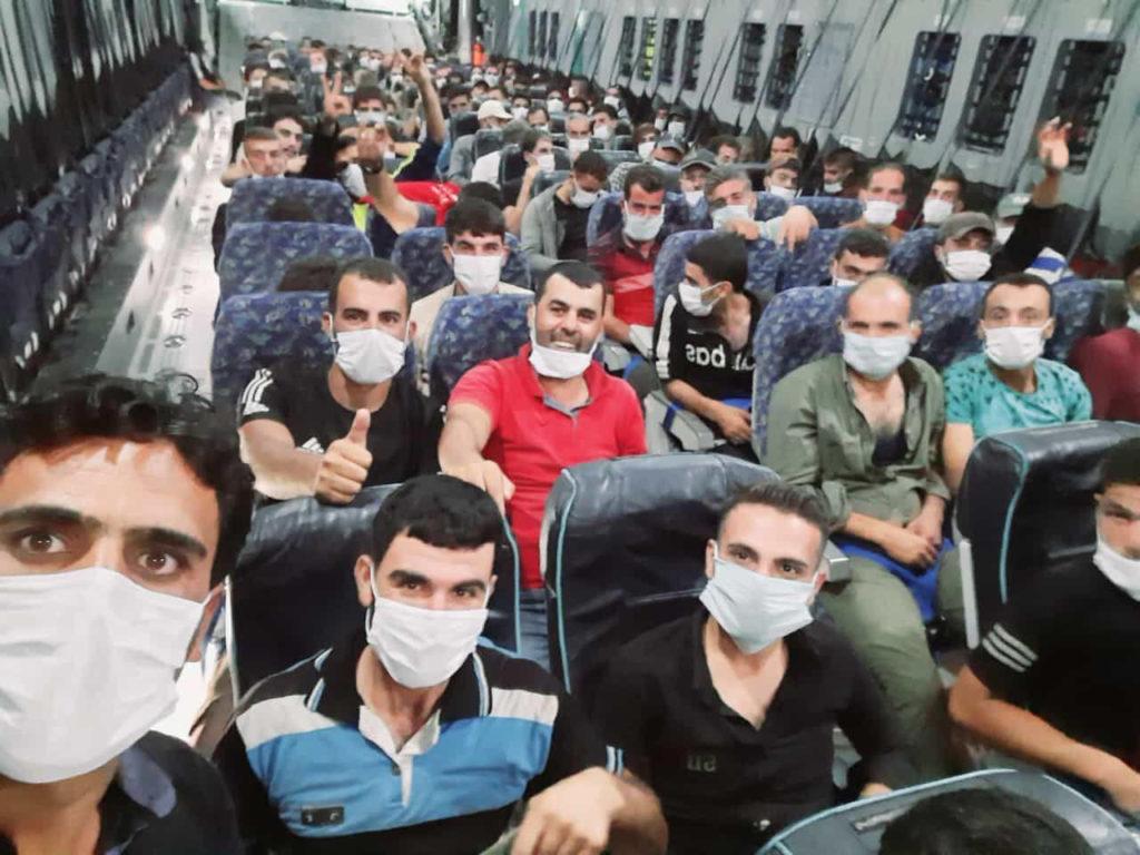 Visual evidence of Turkish-backed Syrian (SNA) terrorists and mercenaries in Azerbaijan fighting against ethnic Armenians in the Second Nagorno-Karabakh (Artsakh) War